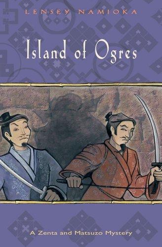 9780804836128: Island of Ogres (Zenta & Matsuzo Myst)