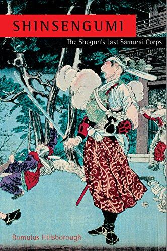 9780804836272: Shinsengumi: The Shogun's Last Samurai Corps