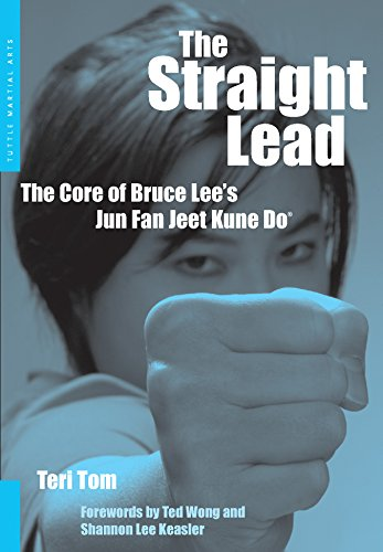 9780804836302: The Straight Lead: The Core of Bruce Lee's Jun Fan Jeet Kune Do