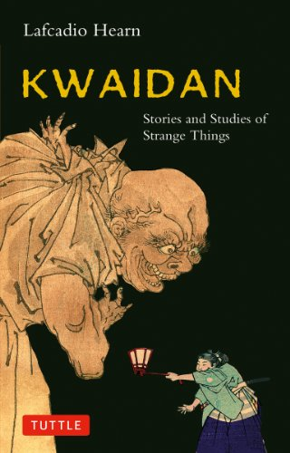 9780804836623: Kwaidan: Stories and Studies of Strange Things (Tuttle Classics)