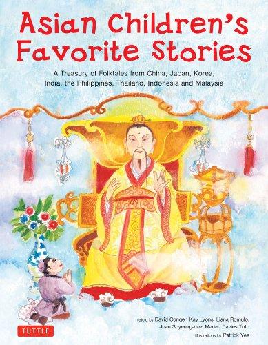 Asian Children's Favorite Stories: A Treasury of: Conger, David, Yee,