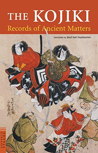 The Kojiki: Records of Ancient Matters (Tuttle