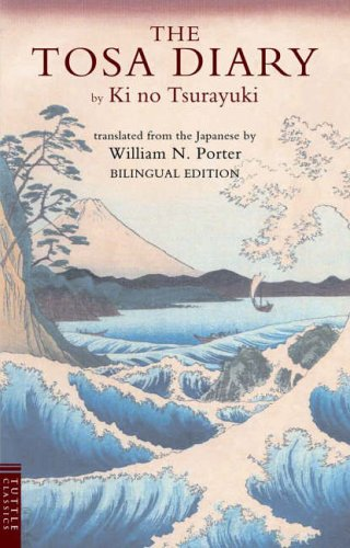 9780804836951: The Tosa Diary (Tuttle Classics of Japanese Literature)
