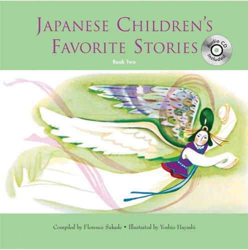 9780804837187: Japanese Children's Favorite Stories CD Book Two: CD Edition (Bk. 2)