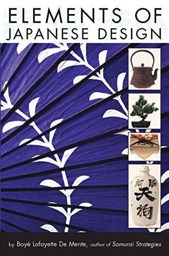 9780804837491: Elements of Japanese Design