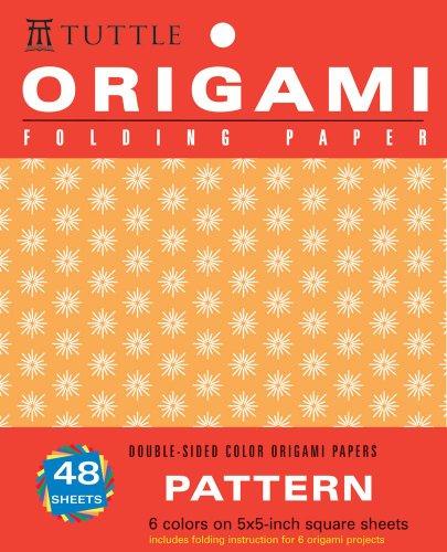 9780804837521: Origami Folding Paper