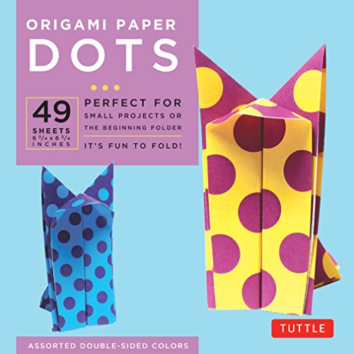 9780804837989: Origami Paper Dots: 49 Sheets
