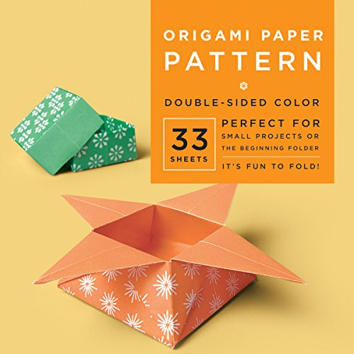 9780804838009: Origami Paper - Pattern - 6 3/4