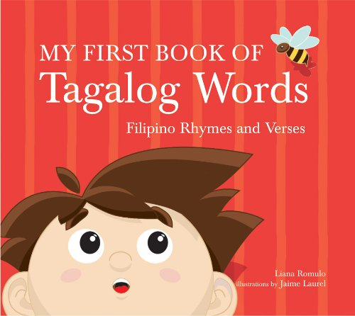 9780804838191: My First Book of Tagalog Words: Filipino Rhymes and Verses