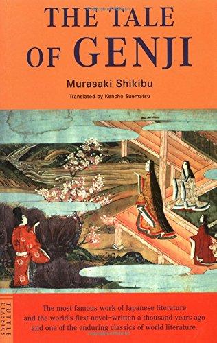 9780804838238: The Tale of Genji (Tuttle Classics)