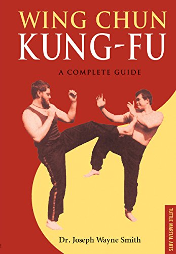 9780804838252: Wing Chun Kung-fu: A Complete Guide (Tuttle Martial Arts)