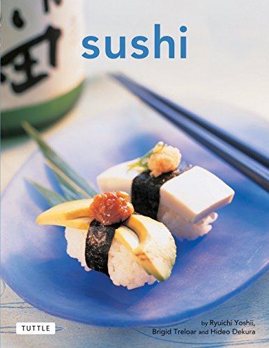 9780804838467: Sushi (Tuttle Mini Cookbook)
