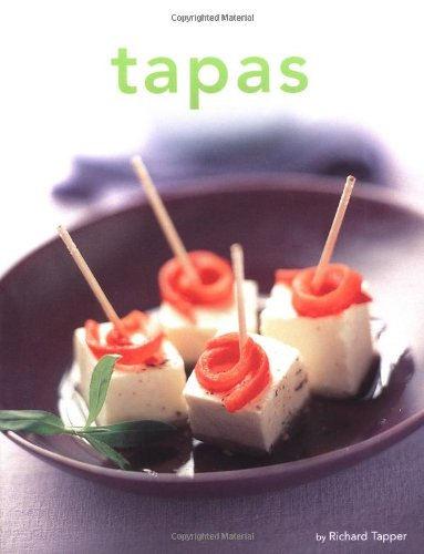 9780804838474: Tapas (Tuttle Mini Cookbook)