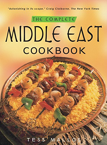 9780804838764: The Complete Middle East Cookbook