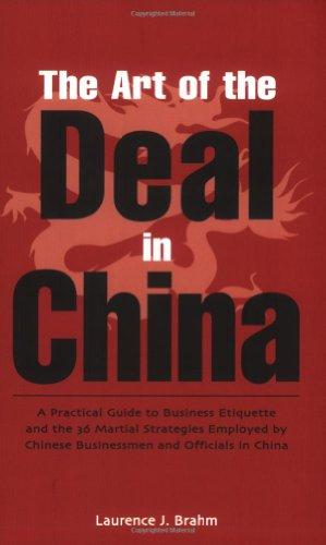 9780804839020: The Art of the Deal in China