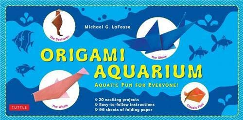 Origami Aquarium Kit: Michael G. LaFosse