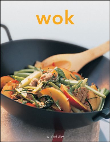 9780804839204: Wok (Tuttle Mini Cookbook)
