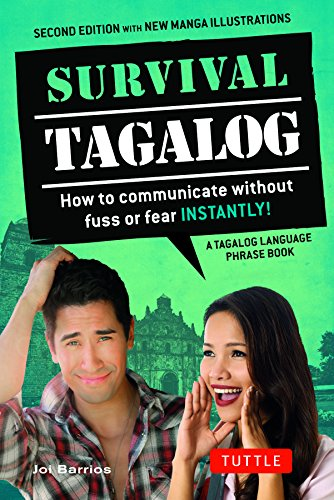 Survival Tagalog: How to Communicate Without Fuss or Fear--Instantly! (Paperback): Joi Barrios