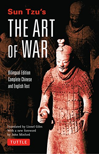 9780804839440: Sun Tzu's Art of War: Bilingual Edition - Complete Chinese and English Text