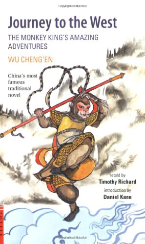 Journey to the West: The Monkey King's: Wu Cheng'en, Timothy