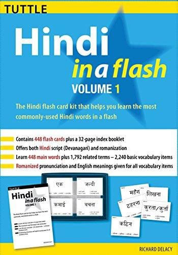 9780804839600: Hindi in a Flash