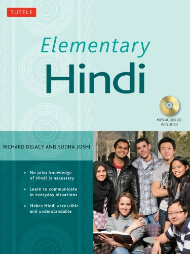 9780804839624: Elementary Hindi: An Introduction to the Language