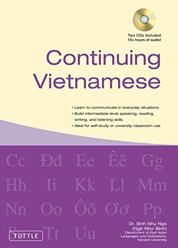 Continuing Vietnamese: Ngo Ph.D., Binh Nhu
