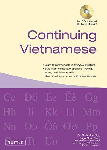 9780804839754: Continuing Vietnamese