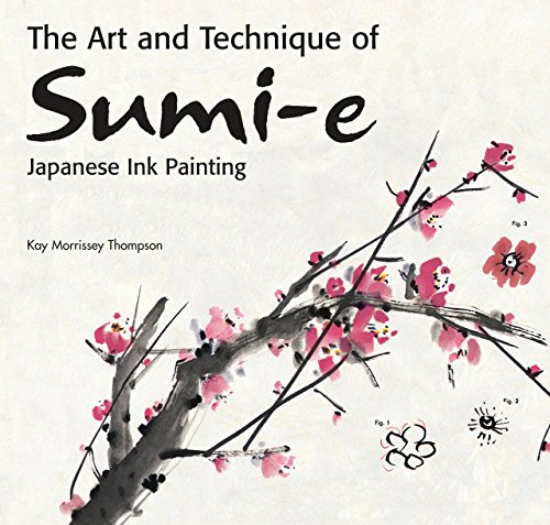 9780804839846: The Art and Technique of Sumi-e Japanese Ink Painting: Japanese ink painting as taught by Ukao Uchiyama