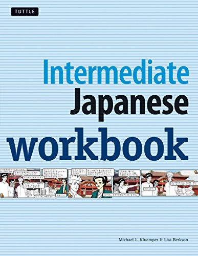 9780804840613: Intermediate Japanese Workbook