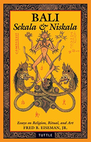 9780804840989: Bali: Sekala & Niskala: Essays on Religion, Ritual, and Art