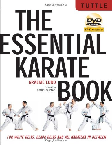 9780804841115: The Essential Karate Book: For White Belts, Black Belts and All Karateka In Between