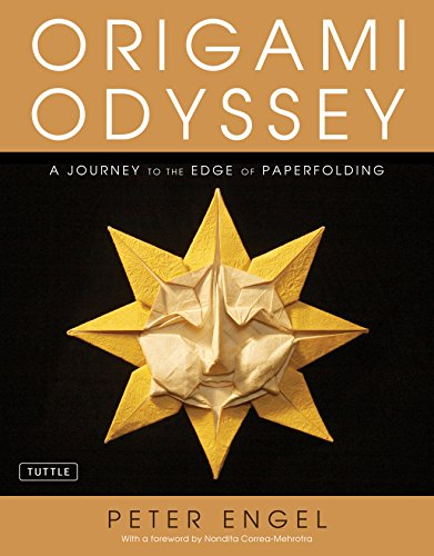 9780804841191: Origami Odyssey: A Journey to the Edge of Paperfolding: Includes Origami Book with 21 Original Projects & Instructional DVD