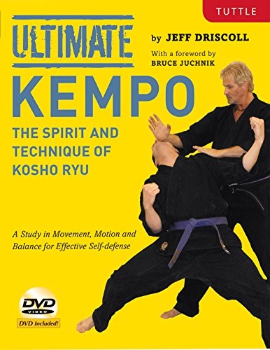 9780804841238: Ultimate Kempo: The Spirit and Technique of Kosho Ryu [DVD Included]