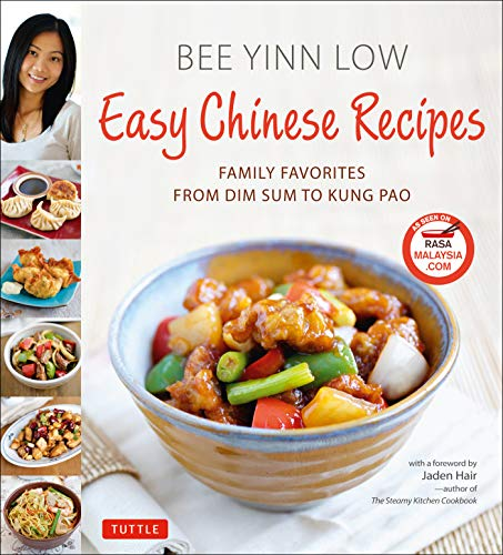 9780804841474: Easy Chinese Recipes: Family Favorites From Dim Sum to Kung Pao