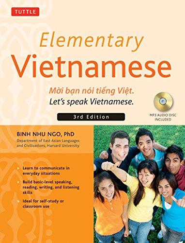 9780804841726: Elementary Vietnamese, Third Edition: Moi ban noi tieng Viet. Let's Speak Vietnamese. (MP3 Audio CD Included)