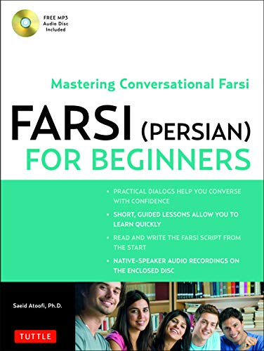 9780804841825: Farsi (Persian) for Beginners: Mastering Conversational Farsi