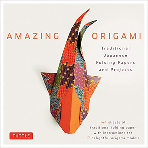 9780804841917: Amazing Origami: Traditional Japanese Folding Papers and Projects