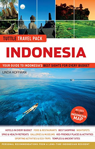 9780804842129: Tuttle Travel Pack Indonesia [With Map]