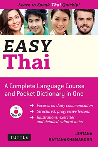9780804842563: Easy Thai: Learn to Speak Thai Quickly (Includes Audio CD)
