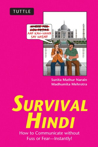 9780804842792: Survival Hindi: How to Communicate Without Fuss or Fear--Instantly!