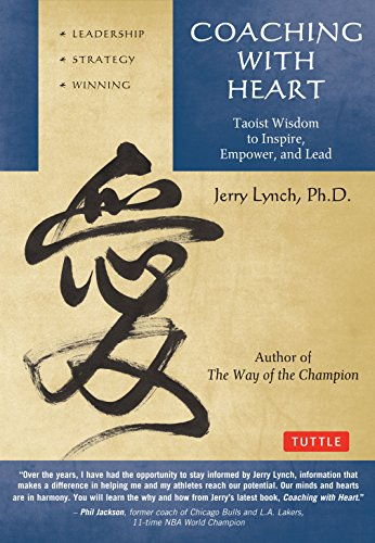 9780804843485: Coaching With Heart: Taoist Wisdom to Inspire, Empower, and Lead