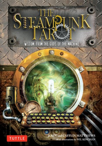 9780804843522: The Steampunk Tarot: Wisdom from the Gods of the Machine [With Cards]