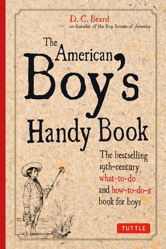 9780804844031: American Boy's Handy Book