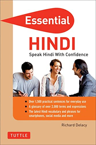9780804844321: Essential Hindi: Speak Hindi With Confidence