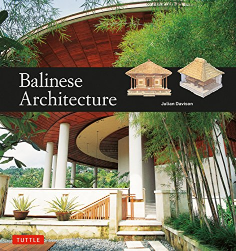 9780804844598: Balinese Architecture