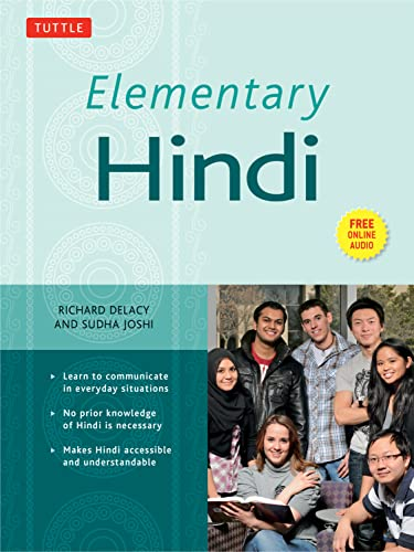 9780804844994: Elementary Hindi: (MP3 Audio CD Included)