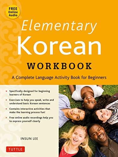 9780804845021: Elementary Korean Workbook: (Audio CD Included)