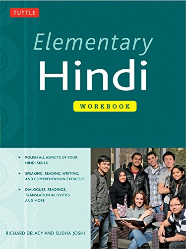 9780804845038: Elementary Hindi Workbook