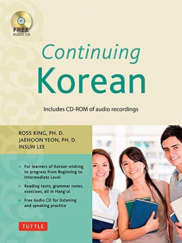 9780804845151: Continuing Korean: Second Edition (Includes Audio CD)